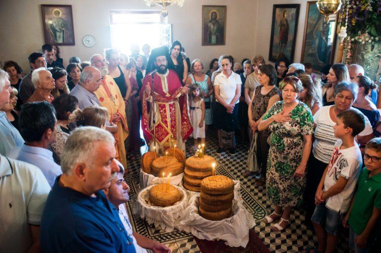 Η εορτή της Αγίας Παρασκευής στη Μεσσηνία