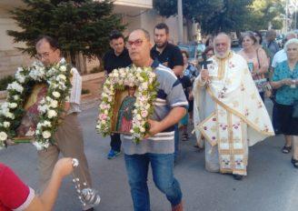 Η εορτή της Αγίας Μαρκέλλας στην Ηλιούπολη