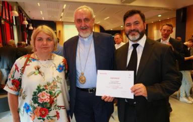 Αποφοίτηση σπουδαστών Διαθρησκειακού Προγράμματος στο Παρίσι