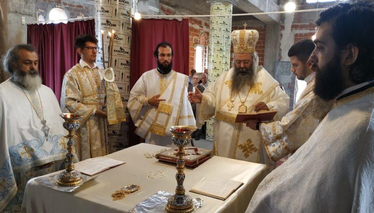 Η εορτή του Αγίου Νικοδήμου στην Ι. Μ. Κίτρους