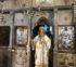 Ο Μητροπολίτης Παροναξίας στον Ι. Ναό Κοιμήσεως Θεοτόκου Φιλοτίου Νάξου