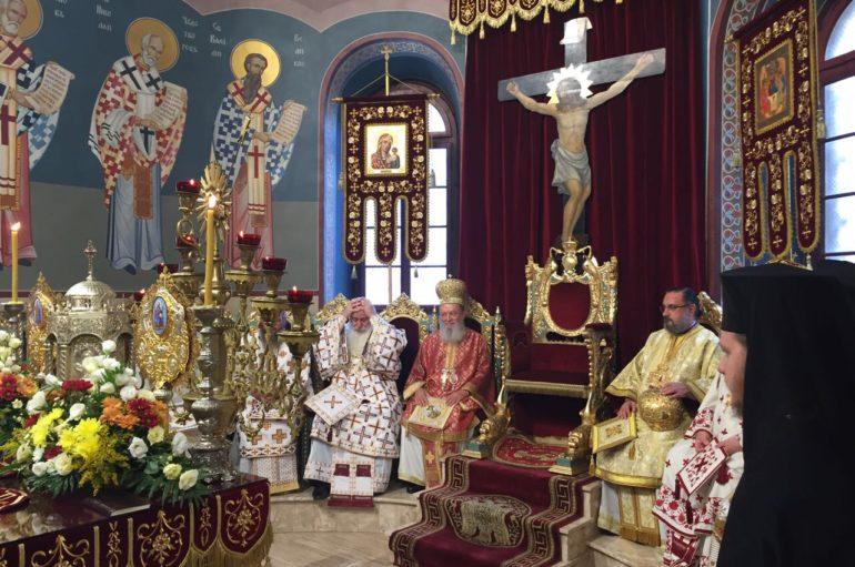 Στη Φιλιππούπολη της Βουλγαρίας η Κάρα της Αγίας Μαρίνας