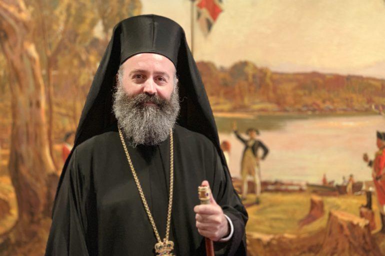 Ο Αρχιεπίσκοπος Αυστραλίας στη Βουλή της Νοτίου Ουαλίας