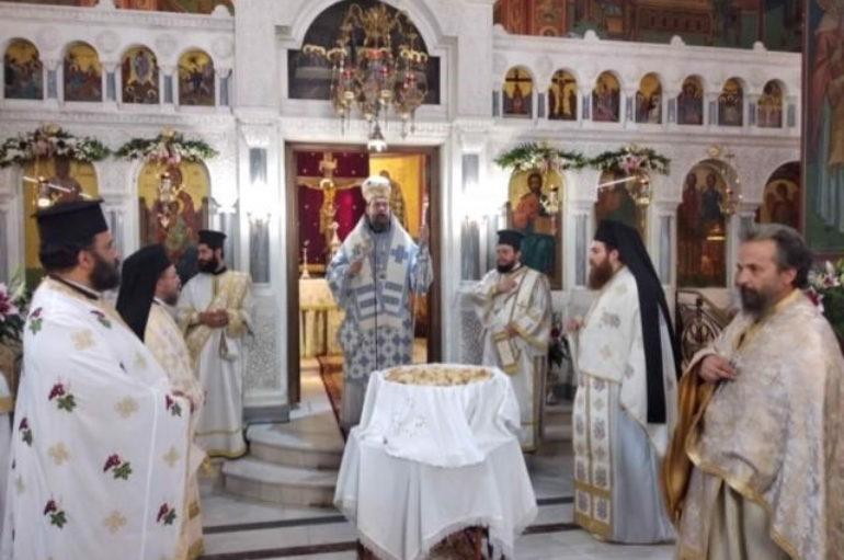 Η εορτή του θαύματος της Αγίας Ευφημίας στη Νέα Χαλκηδόνα