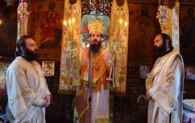 Πάνδημος εορτασμός στην Ιερά Μονή Αγίων Αναργύρων Μελισσοτόπου Καστοριάς