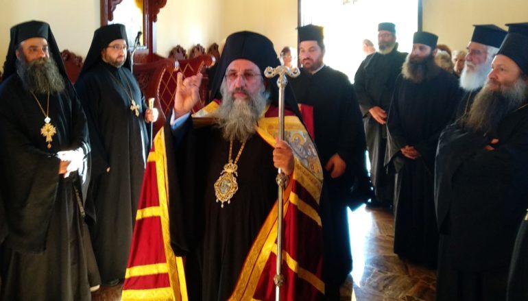 Η εορτή του Αγίου Παντελεήμονος στη Ι.Μ. Ρεθύμνης