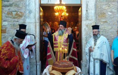 Η εορτή της Αγίας Μαρίνης στην Ι. Μητρόπολη Ρεθύμνης