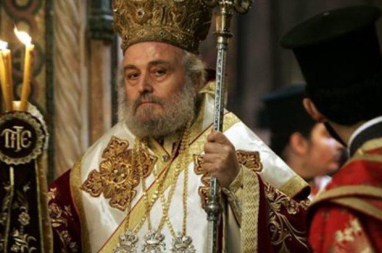 Άρση καθαιρέσεως του Πρ. Πατριάρχη Ιεροσολύμων Ειρηναίου