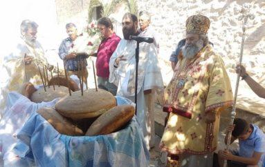 Εορτή της Αγίας Κυριακής στο Σιδηρόκαστρο Μάνης