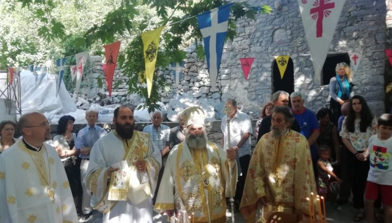 Εορτή του Προφήτη Ηλία στη Μάνη