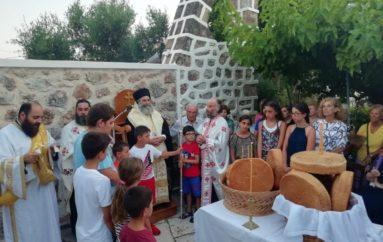 Η εορτή της Αγίας Παρασκευής στη Μάνη