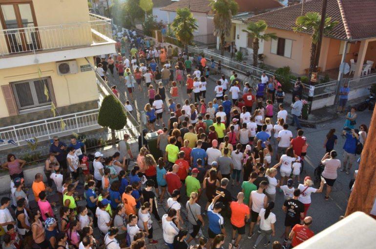 Γιορτή αθλητισμού και προσφοράς στην Ιερά Μητρόπολη Κίτρους