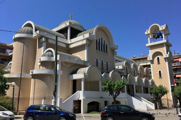 Ο «Πυρήνας Αναρχικών Μαγισσών» βανδάλισε παρεκκλήσι στα Σεπόλια