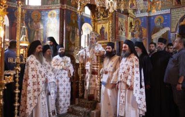 Ο εορτασμός της Αγίας Μαρίας Μαγδαληνής στη Ι. Μονή Σιμωνόπετρας