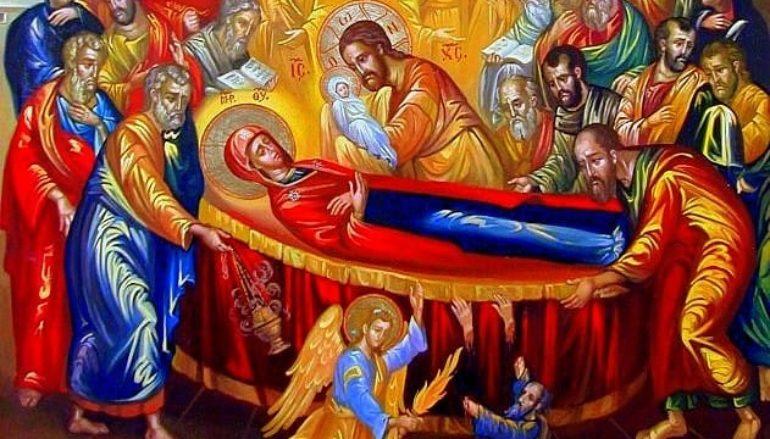 «Άξιον εστίν…»: ο Ύμνος του Αρχαγγέλου προς την Παναγία
