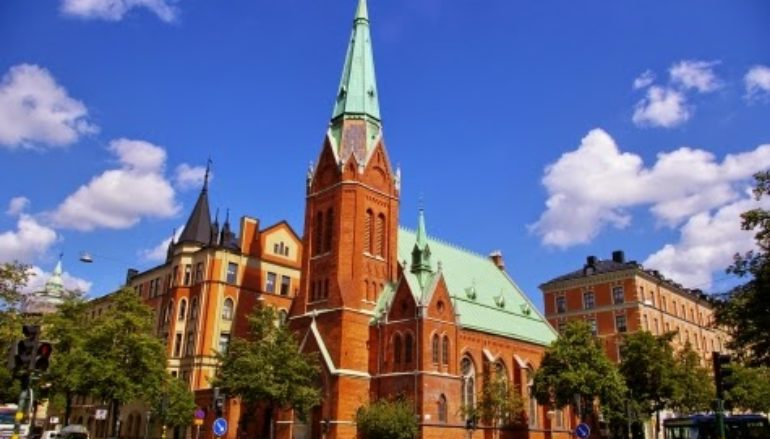 Άρχισε η εκ βάθρων ανακαίνιση του Καθεδρικού Ναού Στοκχόλμης