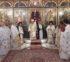 Αποχαιρετιστήρια Θ. Λειτουργία από τον Μητροπολίτη Καλαβρύτων