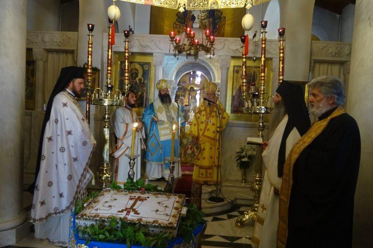 Μνημόσυνο της Γερόντισσας Θεοφανούς της Ι. Μονής Προφήτου Ηλιού Λουτρακίου