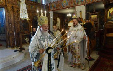 Ο εορτασμός Κοιμήσεως της Θεοτόκου στην Ι. Μητρόπολη Κορίνθου