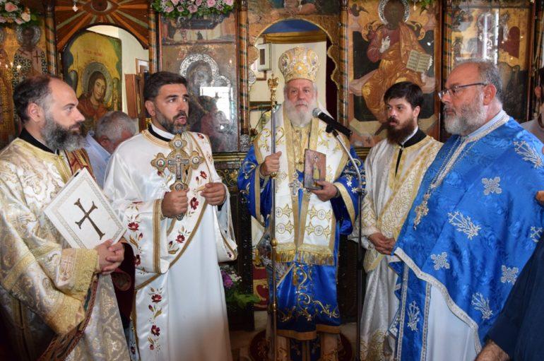 Οι Μυκόνιοι εόρτασαν την μνήμη του Αγίου Φανουρίου