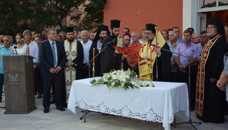 Ο Μητροπολίτης Μεσσηνίας όρκισε το νέο Δήμαρχο Πύλου – Νέστορος