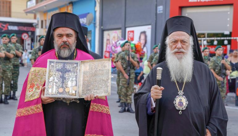 Εσπερινός και λιτανεία για τον Πολιούχο Βεροίας Όσιο Αντώνιο