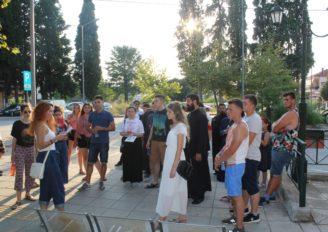 Αρχιτεκτονικές Διαδρομές στην Κατερίνη για νέους του προγράμματος Erasmus