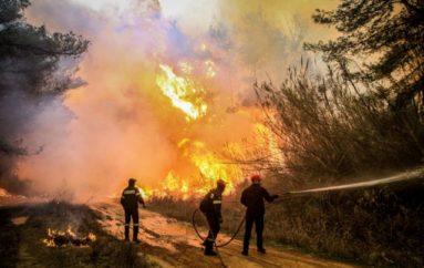 Η Μητρόπολη Πειραιώς για την πυρκαγιά στον Υμηττό