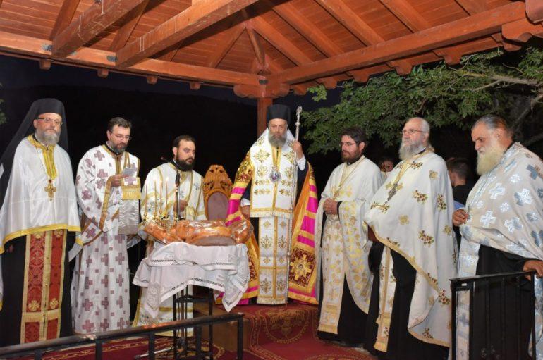 Η εορτή της Μεταμορφώσεως στην Ι. Μ. Θεσσαλιώτιδος