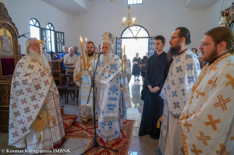 Εορτή του Αγίου Νικολάου του Κοκοβίτη στο Πολυδένδρι Βεροίας