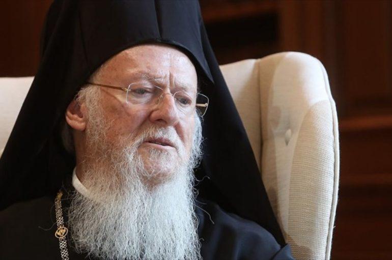 """Οικ. Πατριάρχης: """"Να προβάλλουμε πνευματική αντίσταση στη βία και το μίσος"""""""