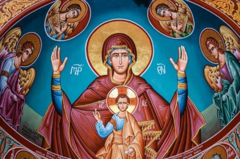 Η τιμή της Παναγίας σε Σάμο, Ικαρία και Φούρνους