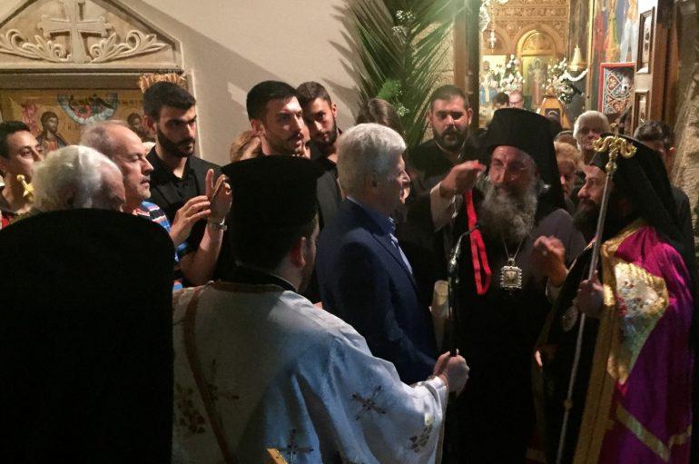 H Εκκλησία της Κρήτης τίμησε τον Κωστή Ηλ. Παπαδάκη