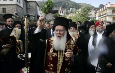 Πυρετώδεις προετοιμασίες στο Άγιον Όρος για την επίσκεψη του Οικ. Πατριάρχη