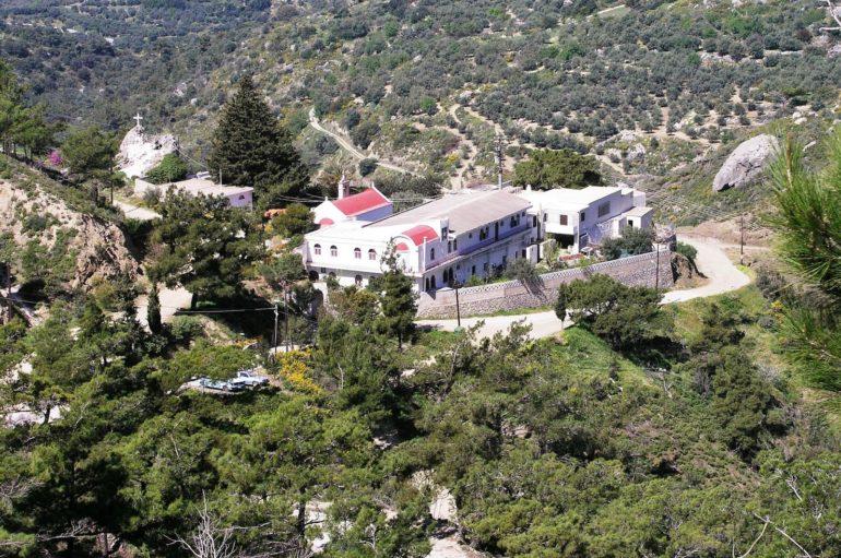 Παναγία Εξακουστή: Πώς σώθηκε το «ξακουστό» Μοναστήρι