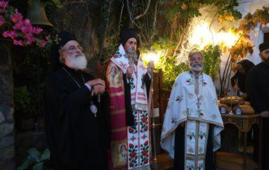 Η εορτή του Αγίου Νικήτα στην Ι. Μητρόπολη Αρκαλοχωρίου