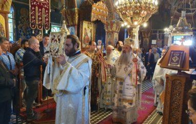 Η εορτή του Γενεθλίου της Θεοτόκου στην Ι. Μητρόπολη Σταγών