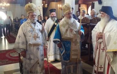 Η εορτή του Αγίου Βησσαρίωνος στη Φιλιππιάδα Πρεβέζης