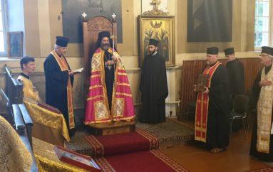 Ο Αρχιεπίσκοπος Αυστραλίας στην Εσθονία