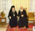 Ο Αρχιεπίσκοπος Ιερώνυμος στα ονομαστήρια του Μητροπολίτη Σπάρτης