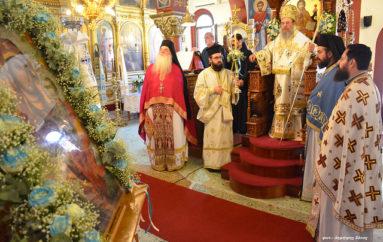 Ο εορτασμός του Γενεθλίου της Θεοτόκου στην Ι. Μ. Ιερισσού