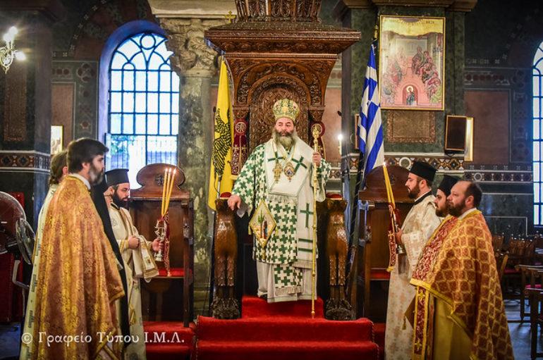 Η εορτή της Αγίας Σοφίας και των Θυγατέρων της στη Θεσσαλονίκη