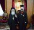 Ο Αρχιεπίσκοπος Αυστραλίας στο Πατριαρχείο Ιεροσολύμων