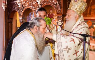 Η εορτή του Οσίου Συμεών του Στυλίτου στην Ι. Μ. Μουτσιάλης