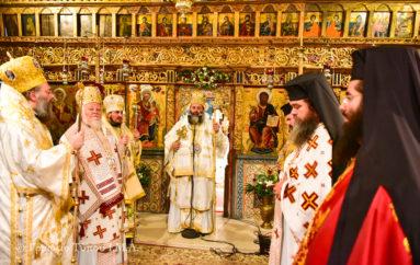 Εορτή Ανακομιδής Λειψάνων της Αγίας Κυράννης στην Ι. Μ. Λαγκαδά