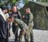 Ο Μητροπολίτης Λαγκαδά στην αλλαγή Διοίκησης της 194 Μοίρας Πολλαπλών Εκτοξευτών Πυραύλων