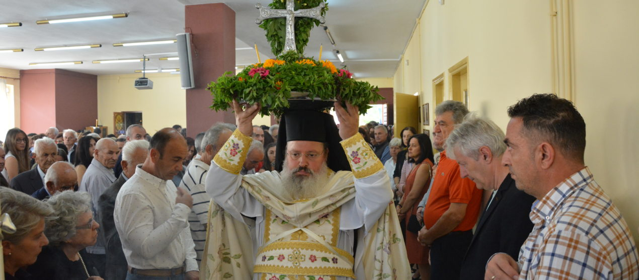 Η εορτή της Υψώσεως του Τιμίου Σταυρού στην Τρίπολη