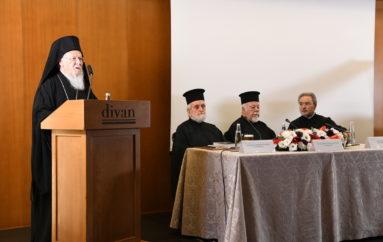 """Οικ. Πατριάρχης: """"Το έργον του π. Γεωργίου Φλωρόφσκυ είναι πηγή εμπνεύσεως"""""""