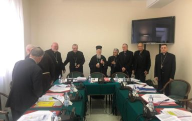 Ο Οικ. Πατριάρχης συναντήθηκε με τον Πάπα και τη Σύνοδο των G9