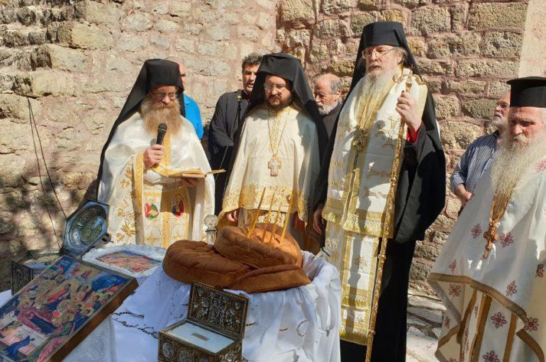 Πανηγύρισε η Ι. Μονή Γενεσίου της Θεοτόκου Πετρίλου Καρδίτσας